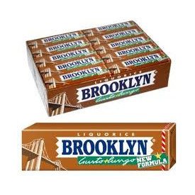 Brooklyn Liquorice Liquirizia