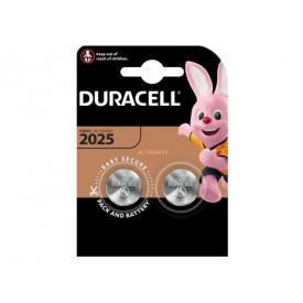 Duracell CR 2025 2 x 10pz