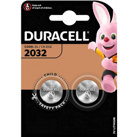 Duracell CR 2032 2 x 10pz