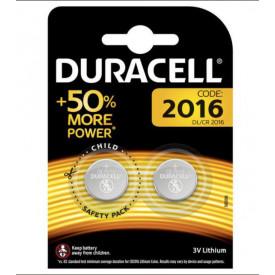 Duracell DL/CR 2016 2 x 10pz