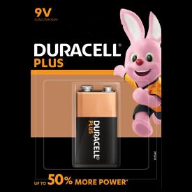 Duracell 9V/1 x 10pz