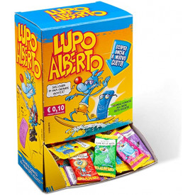 Gelco Lupo Alberto Activation