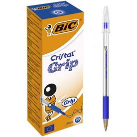 Bic Cristal Grip Blu
