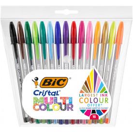 Bic Cristal Multicolor