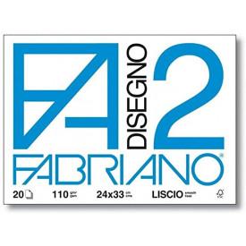 F2 Fabriano Album Liscio