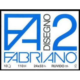F2 Fabriano Album Ruvido