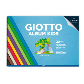 Giotto Album Kids