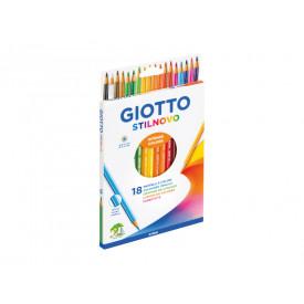 Giotto Stilnovo 18 pastelli