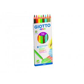 Giotto Mega 8 pastelli