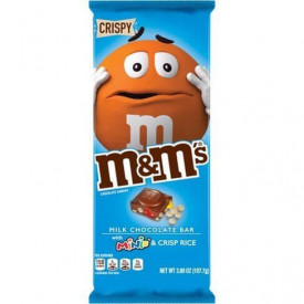 M&M's Chocolate Crispy