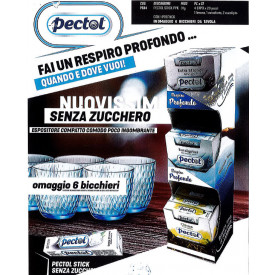 Pectol Stick Expo + Omaggio